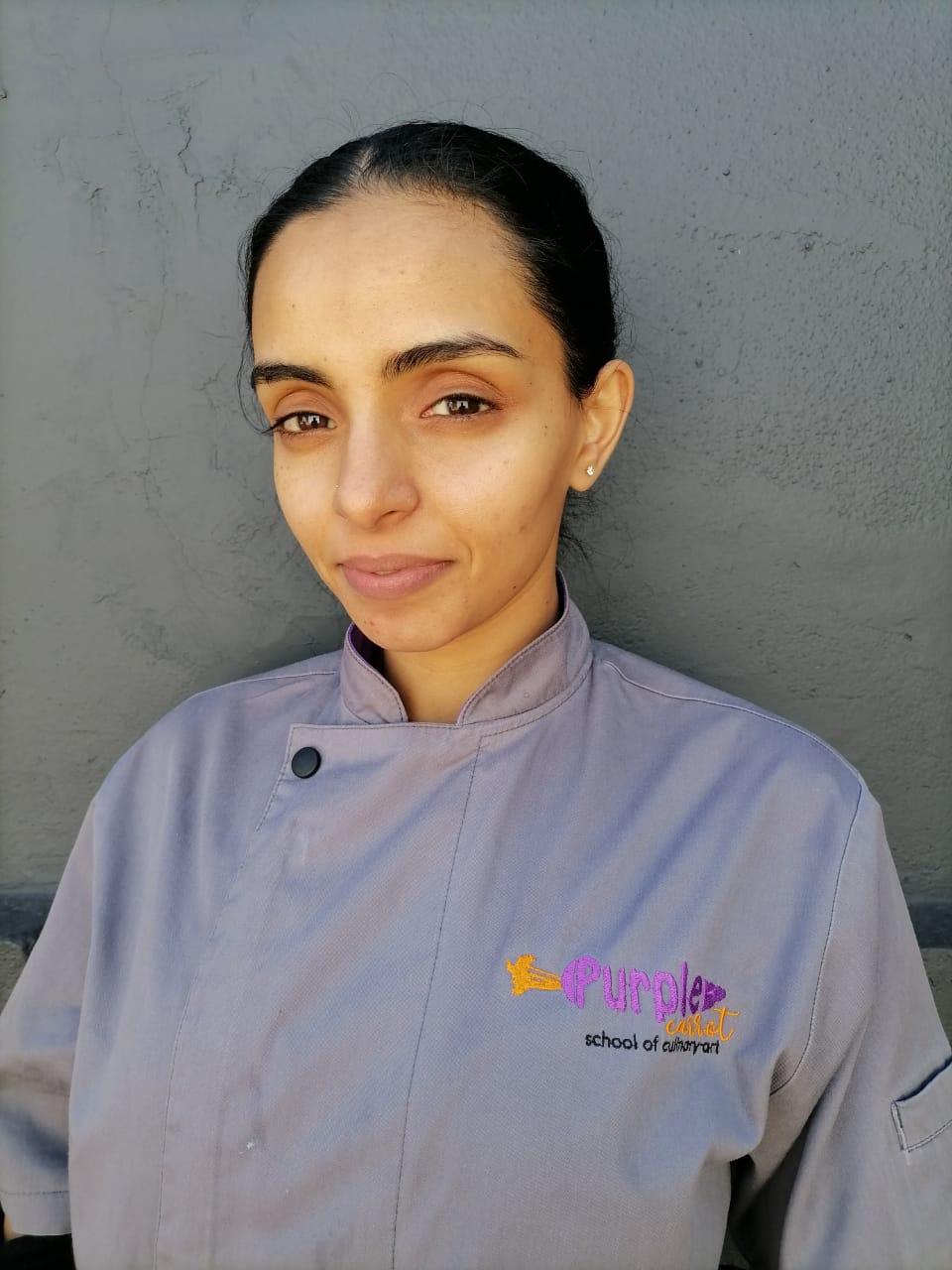 Chef Ammbareen Tajbhai