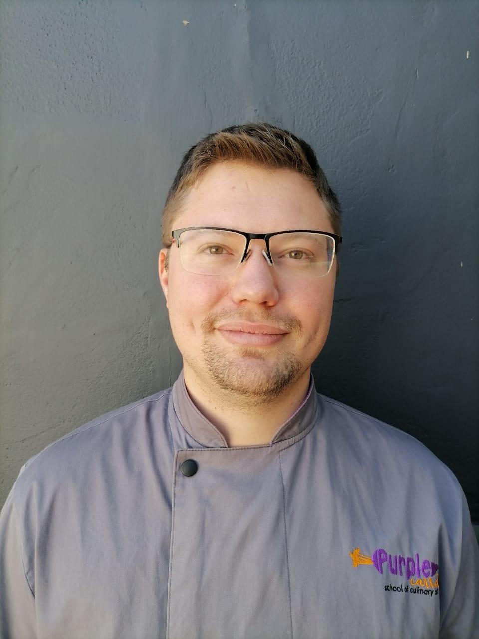 Chef Jaco Reyneke