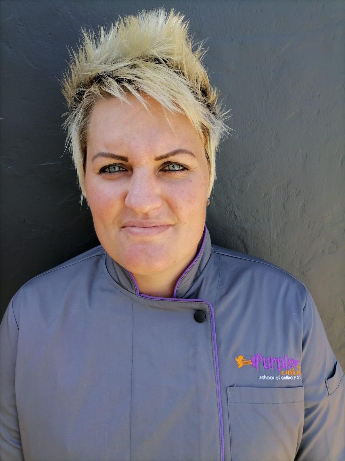 Chef Thea Prinsloo