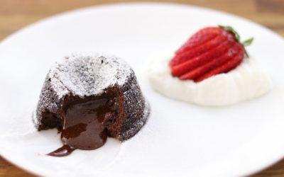 Moulded Lava Cake